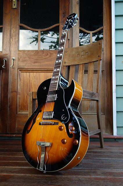 Photo:Epiphone ES-175 Guitar By interestedbystandr