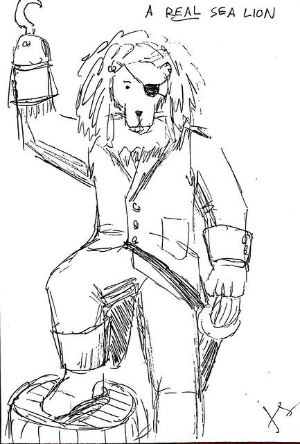 Sea + Lion