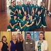 #ASUMH #nursingschool students spent this morning networking with employers. Thanks to Career Placement Coordinator George Truell, instructor Lucy Haun, Baxter Regional Medical Center and others for putting this together!