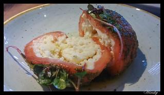 Restaurante Lavaca verano - Tomate caprese