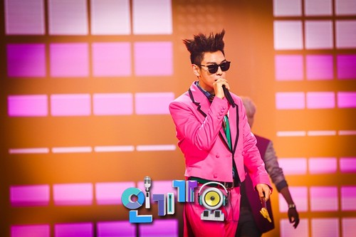 Big Bang - SBS Inkigayo - 10may2015 - SBS - 30