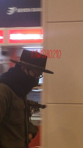Big Bang - Haneda Airport - 27feb2015 - G-Dragon - kawashi0210 - 02