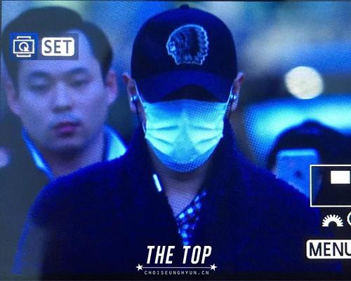 BIGBANG arrival Seoul from Macao 2015-10-26 (3)