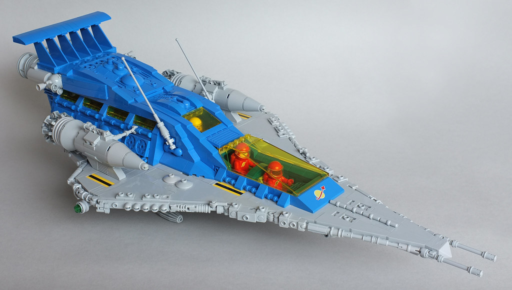 Galaxy Explorer Class Craft