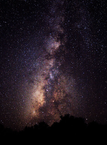 milkyway stars deepskystacker astrophotography