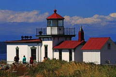 Alki Point Light Station