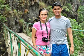 Janna and Nikko Bridge