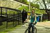 bicycle gang girl