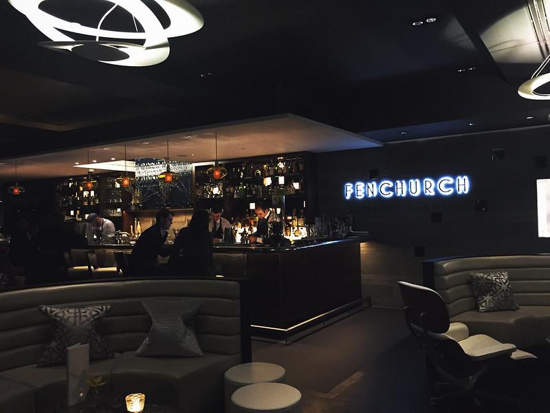 Sky Garden Fenchurch Bar and Grill 9