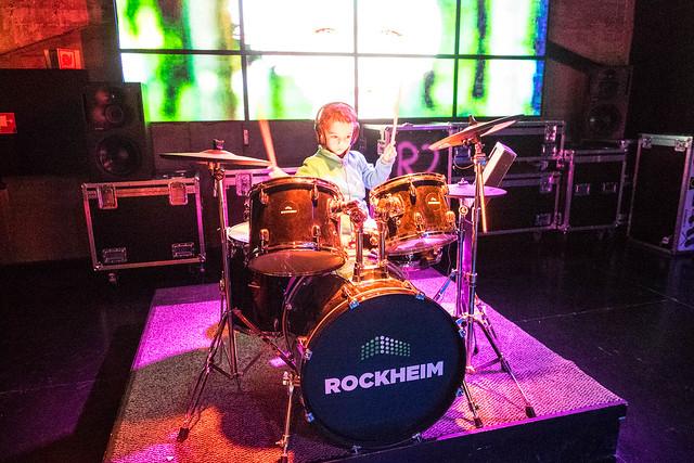 Rockheim o museo del rock