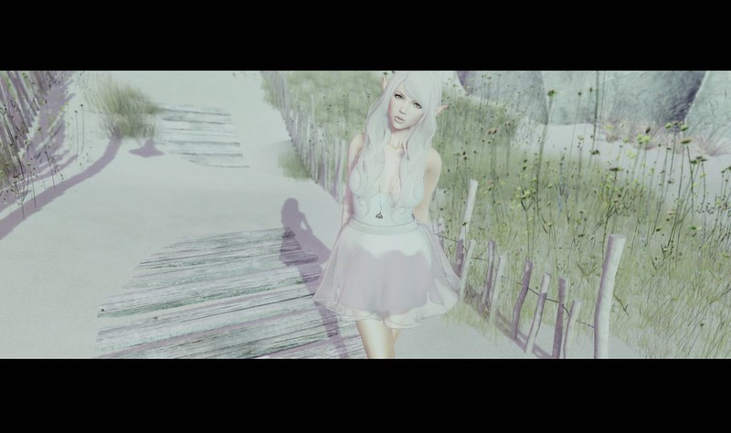 Loverdag  - DESTINATIONS and Avatares in SL Contest - Flowers & Shadows