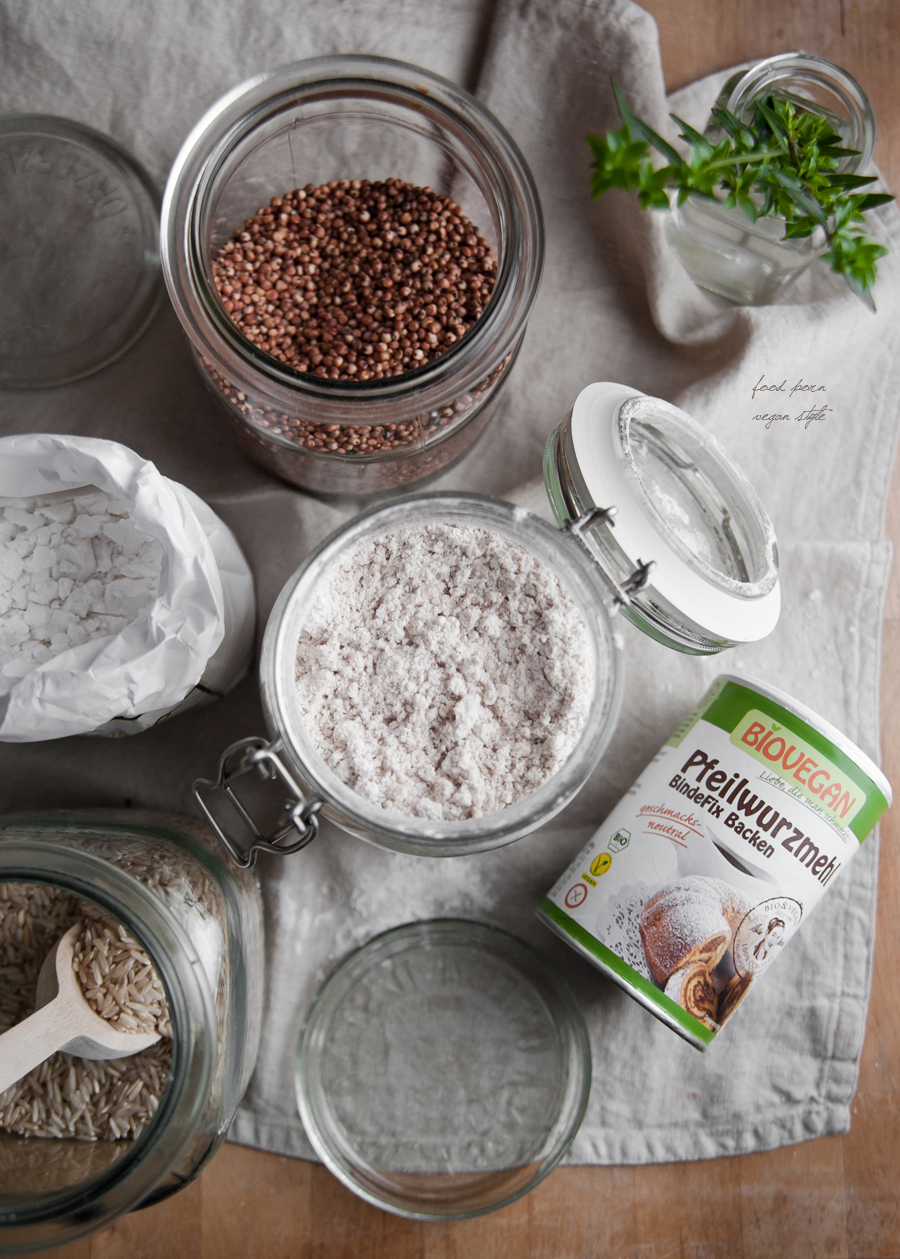 Gluten-free all purpose flour mix