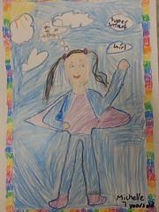 NEW Academy Canoga Park's #Superhero Project  with @BlastoffComics #oneschoolonebook #outofmymind