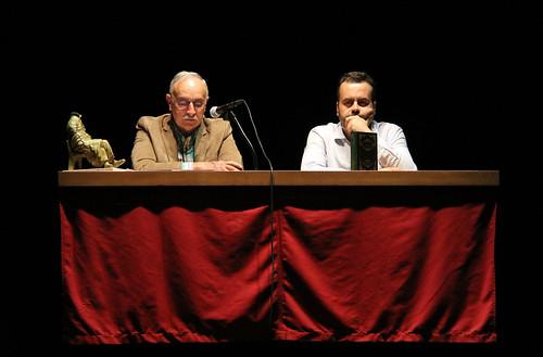 PRESENTACIÓN DE LA REVISTA CAMPARREDONDA, LOS CUATRO PALOS DEL TIEMPO, DE DAVID RUBIO & ACTUACIÓN DE NACHO ÁLVAREZ