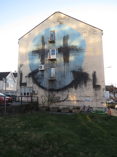 Intervention at Rogaland Art Center