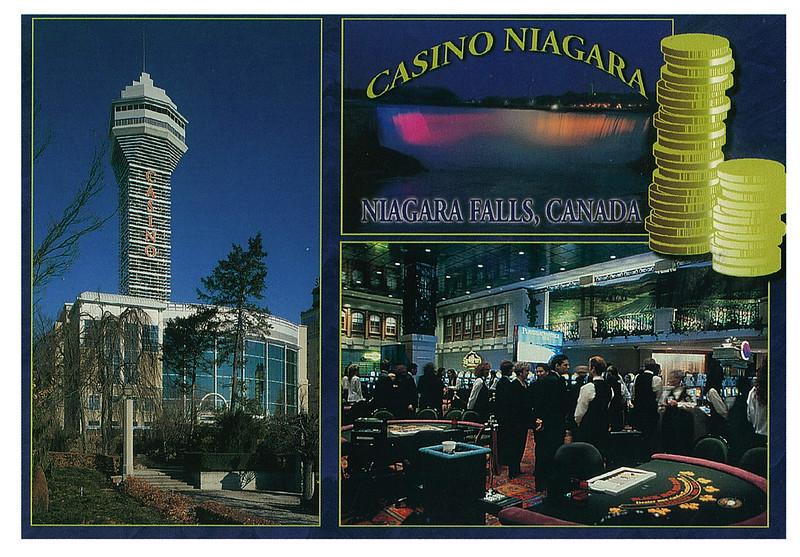 Canada - Niagara - casino