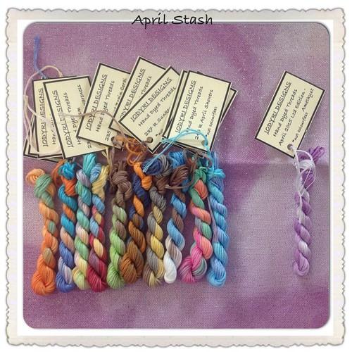 April Stash