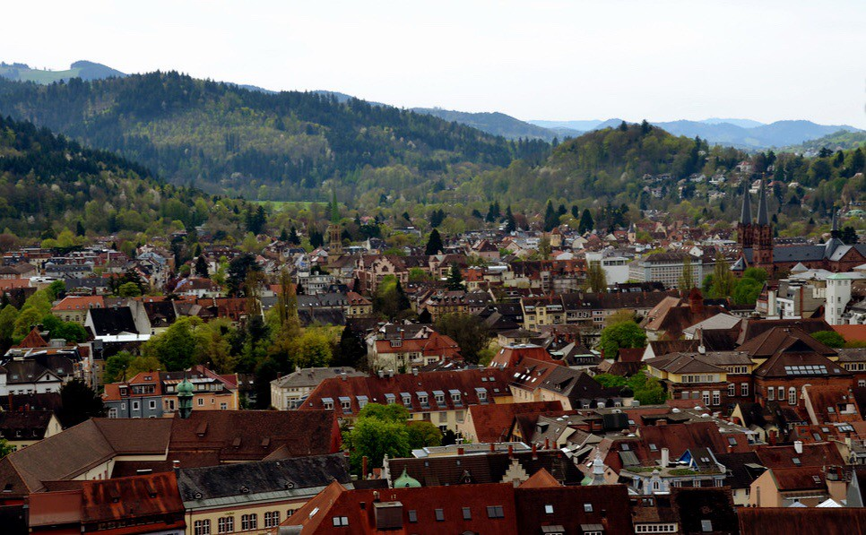 A Few Things I Love About Freiburg Germany