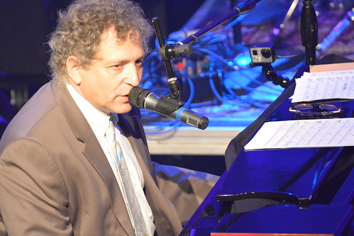 David Torkanowsky at WWOZ Piano Night 2015.  Photo by Kichea S Burt.