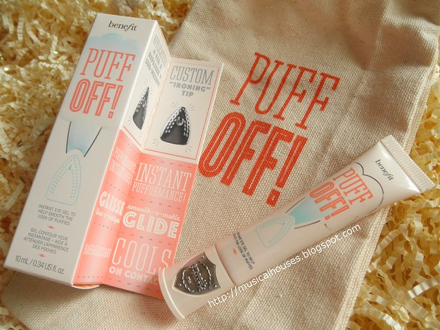 Benefit Puff Off Eye Gel 1