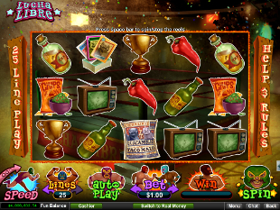 Lucha Libre slot game online review