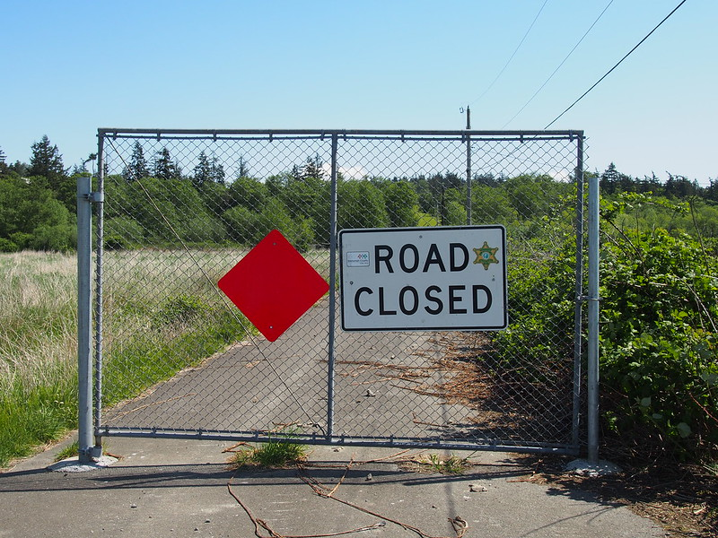 292nd St NW: Closed