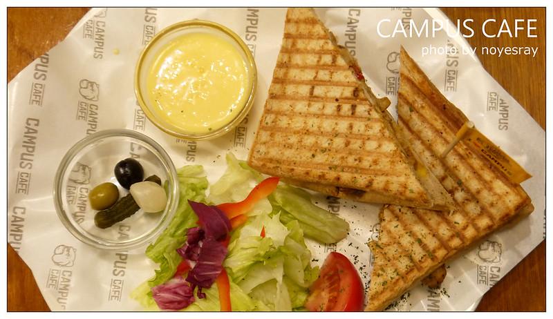 CAMPUS CAFE 10