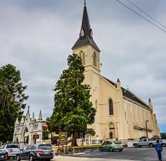 Holy Cross Church Santa Cruz California