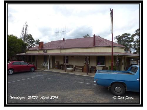Gold & Fleece Hotel, Windeyer, NSW
