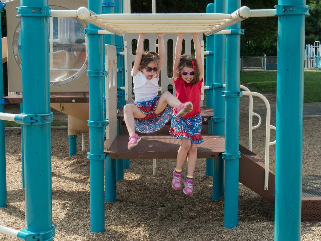 Playground break