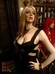 Adel Rootstein, Dianne Brill mannequin .