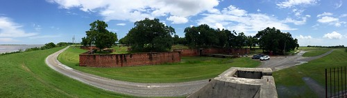 louisiana fort civilwar nationalhistoriclandmark fortjackson nationalregisterofhistoricplaces