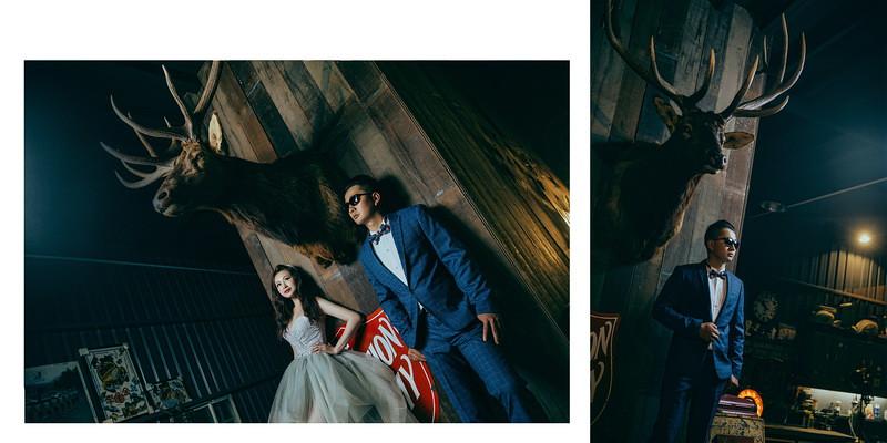 婚紗攝影,朱志東,雅妃 Sonia,ES wedding,自助婚紗,玉門關,向山遊客中心,Bakku Garage老車車庫,暨南大學