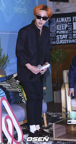 G-Dragon - Airbnb x G-Dragon - 20aug2015 - Osen - 04