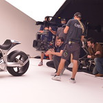 Arch Motorcycle Shoot