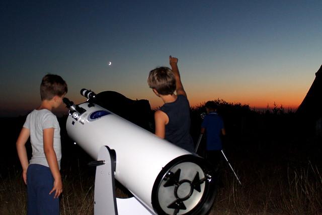 Tabăra de astronomie