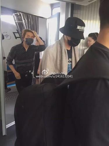 BIGBANG Arrival Nanning (15)