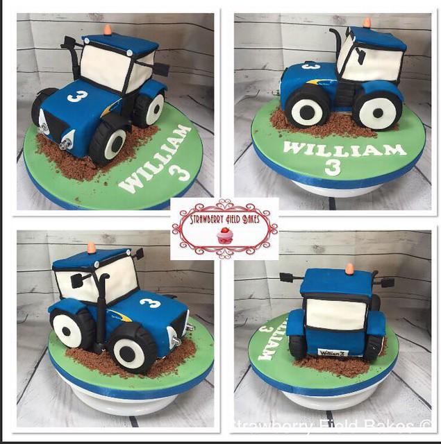Cake by Vicky Crosby of strawberryfieldbakes