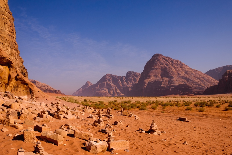 The Rise of Skywalker Wadi Rum