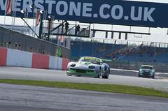 Dunlop / Britcar 24hr Of Silverstone Topcats Racing Marcos Mantis GTC