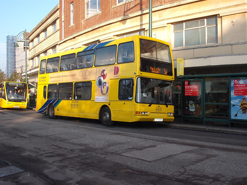 Yellow Buses 274