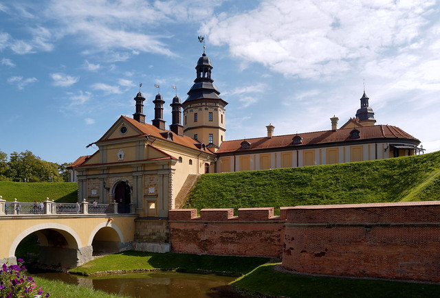 Nesvizh Castle 2