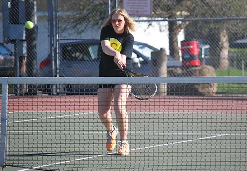 Girls tennis 12