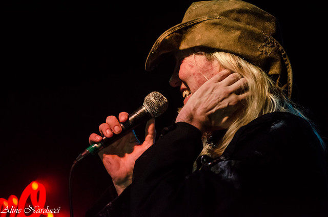 Warrel Dane - Live Inferno Club - 28-03-2015