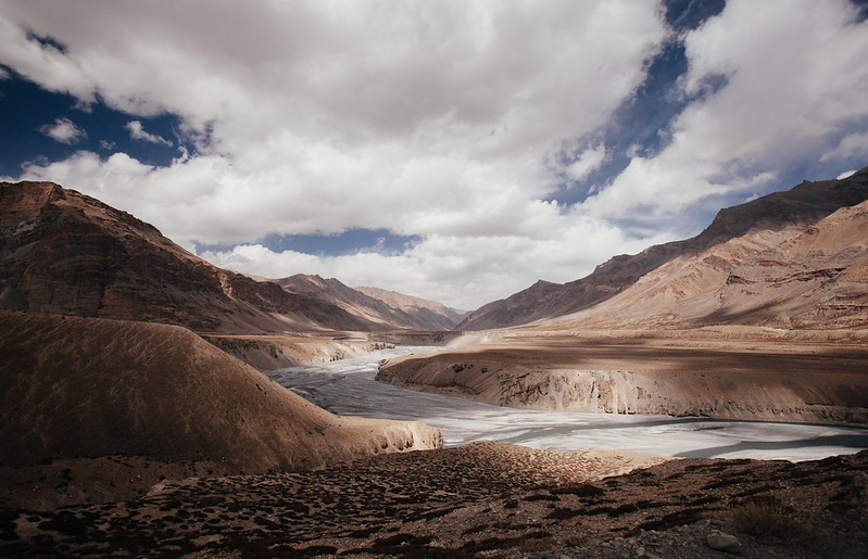 The indian Himalayas of Ladakh