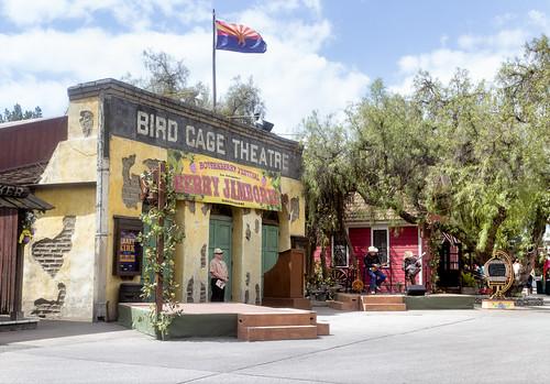 Berry Jamboree At The Bird Cage Theatre