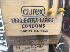 Durex 1000 Extra Large Condoms!