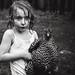 Farm girl by trois petits oiseaux