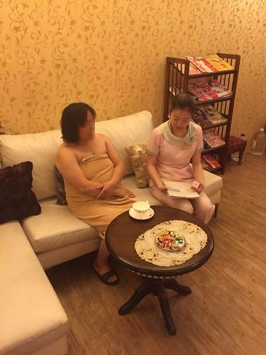 最棒母親節禮物,到台南艾美佳spa芳療中心體驗母親節特惠療程 (10)