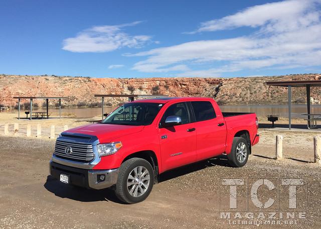 TCT Explorer 2015 Tundra CrewMax Toyota Truck